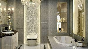 Corner Tub Bathroom Designs by Luxury Bathroom Ideas Dark Brown Finish Laminated Wooden Glass