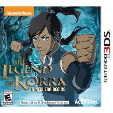 legend of korra legend of korra nintendo 3ds walmart com