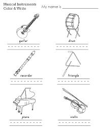 easy music worksheets worksheets