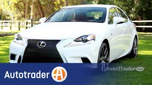lexus used ottawa 2015 lexus is 250 5 reasons to buy autotrader youtube