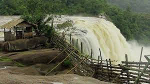 athirapally falls waterfall experience in kerala