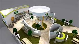 amazing home design 2015 expo exhibition stand design arla foods fly through youtube