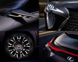 lexus crossover 2016 lexus ux compact crossover concept at paris motor show 2016 torque