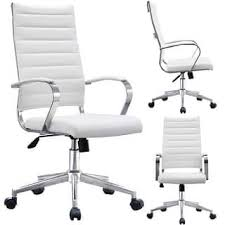 white office chair modern white office conference room chairs for less overstock com