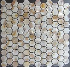 Hexagon Backsplash Tile by Compare Prices On Hexagon Tile Backsplash Online Shopping Buy Low