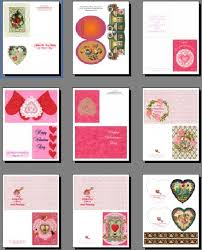 free valentines cards printable cards and scrapbook designs