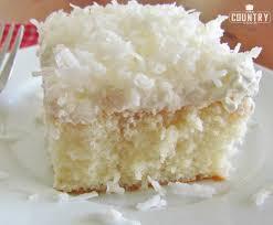 Coconut Cake Recipe Coconut Cream Poke Cake The Country Cook
