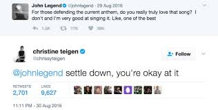 Funniest Thanksgiving Tweets 100 Hilarious Chrissy Teigen Tweets We Honestly Need To Talk About