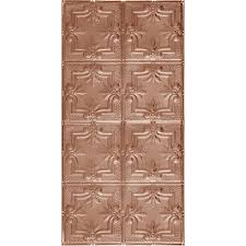 shop armstrong metallaire hammered trefoil nail up ceiling tile