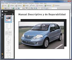 citroen c 3 y pluriel series manual de tall comprar