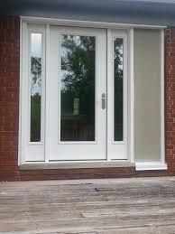 Patio Door With Vented Sidelites by Patio Door With Sidelights Btca Info Examples Doors Designs