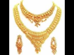 ladies necklace images Necklace kempula set ladies gold purse jewellery vis jpg