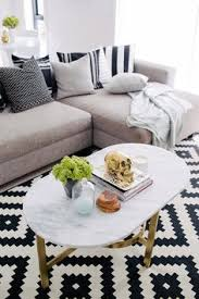 Adore Home Decor Marble Oval Coffee Table By Westelm Adore Home Magazine Home