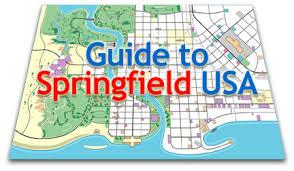 springfield map springfield