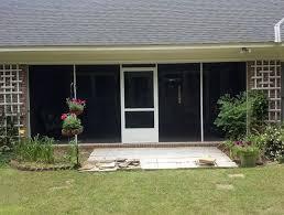 apartment patio screen enclosure home design ideas