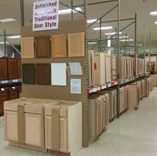 unfinished kitchen cabinets for cheap