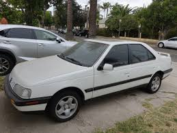 peugeot cars price list usa curbside classic 1991 peugeot 405 mi16 u2013 orphaned at birth