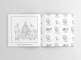 hip hop holiday coloring book features drake 21 savage u0026 chance