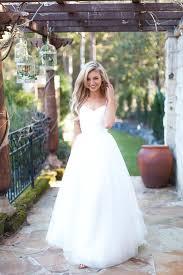 summer wedding dresses spaghetti tulle summer wedding dress new arrival 2017 a line
