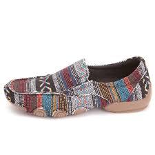 roper womens boots sale roper womens southwest driving moc shoes multicolored shoes