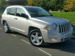 2008 jeep compass limited reviews 2008 jeep compass 2 0 crd ltd edition leather h seats el pack