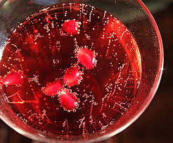 martini pomegranate there u0027s a newf in my soup the crown jewel affair ginger