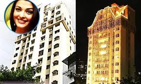 celebrity home addresses indian aishwarya celebrity home