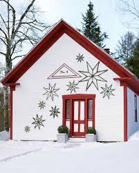 Barn Stars Home Decor Christmas Star Decorations Martha Stewart