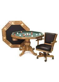 Imperial International Pool Table Imperial Imperial 3n1 Bumper Pool Poker Table Oak 26 562