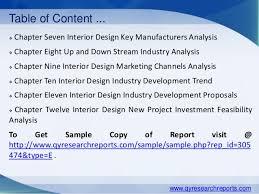 global interior design market 2015 industry analysis research trend u2026
