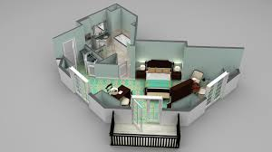 floor plan 3d design suite 3d floor plans cartoblue