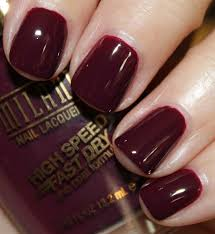 milani high speed fast dry nail lacquer for 2014 vampy varnish
