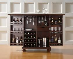 seemly exotic mini bar cabinet design also many storage can be