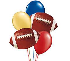 balloon delivery birmingham al football s balloon bouquet in birmingham al norton s florist