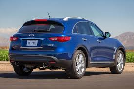 lexus rx vs infiniti qx70 used 2015 infiniti qx70 suv pricing for sale edmunds