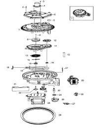 Samsung Dw80f600uts Dishwasher Reviews Parts For Samsung Dmt800rhw Xaa Dishwasher Appliancepartspros Com