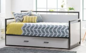 daybed white daybed with drawers storage decofurnish pertaining
