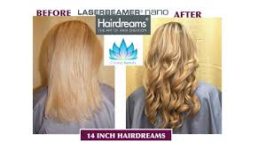 laser hair extensions hairdreams laser beamer nano hair extensions