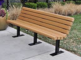 Personalized Park Bench Bench Outstanding Park Outdoor Wood Benches Information In