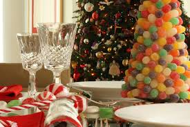 christmas decoration awesome christmas dining room decor ideas