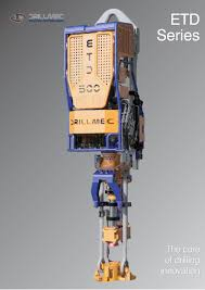 drilling rig electric top drive