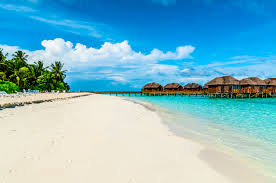 maldives resort holiday 7 nts all incl 4 hotel u0026 flights for