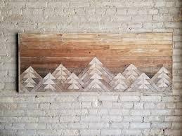 headboard wall art reclaimed wood wall art wall decor wood art queen headboard
