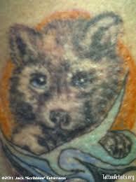 wolf cub up artists org wolf cub tattoos