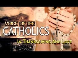 voice of the catholic in thanksgiving and 2017