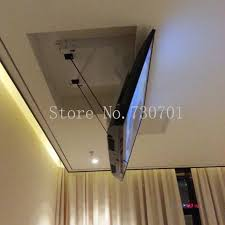 tv a soffitto eversion motorizzato elettrico a soffitto led tv lcd ascensore