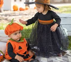 Halloween Costumes Pottery Barn Baby Pumpkin Costume Pottery Barn Kids