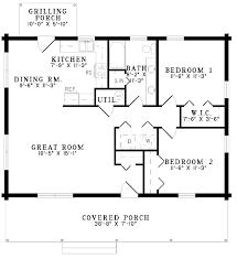2 farmhouse plans 2 bedroom cabin house plans home plans ideas
