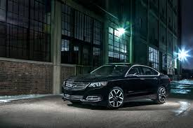 Picture Of Chevy Impala Chevrolet Impala U0027s Dark Side Midnight Edition Heads To Production