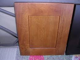Shaker Cabinet Doors Unfinished by Oak Shaker Cabinet Doors With Oak And Stained With Differing
